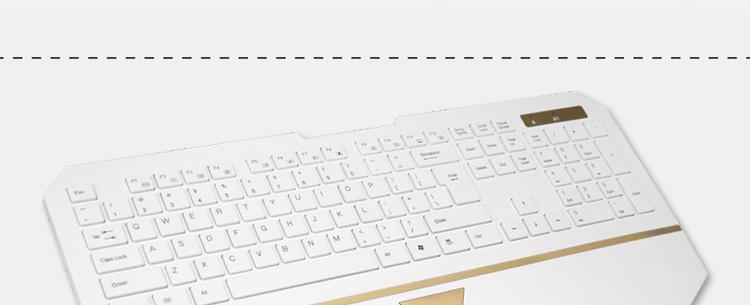 wireless gaming keyboard and mouse bundles pc ergonomic e